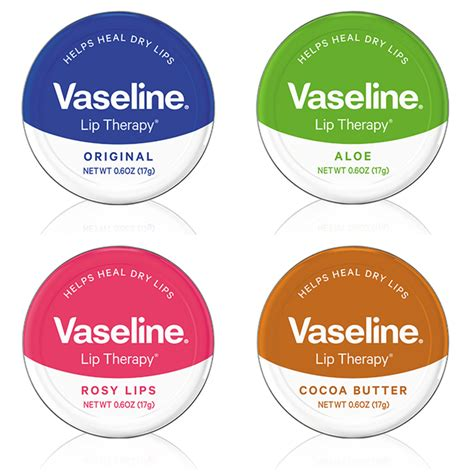 Vaseline Lip Therapy Rosy 7g Original Usa 100 Murah all new vaseline lip therapy tins diary of a debutante