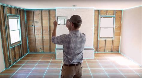 preview 3d room scanning with canvas structure sensor