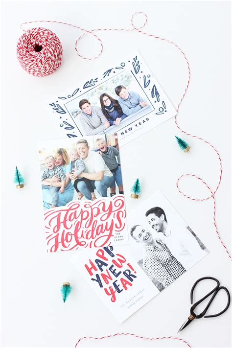 Minted Giveaway - alice and loisminted holiday card giveaway