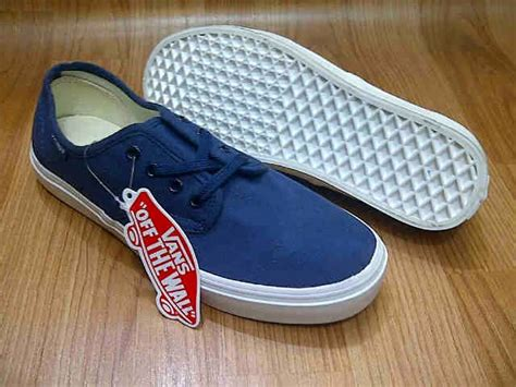 Sepatu Murah Vans Slip On Grey Black Waffle Icc Mods Shop Vans Madero