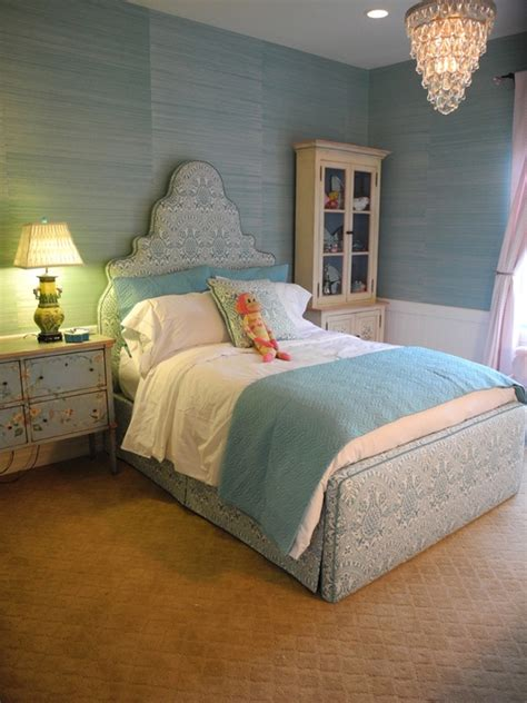Beds Tour by Upholstered Bed Adds Sweet Drama To Kid S Rooms Kidspace