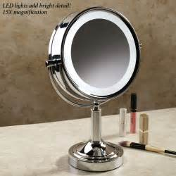 Vanity Mirror With Lights South Africa Makeup Vanity Mirror With Led Lights Mugeek Vidalondon