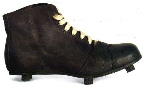 history of football shoes football boots history