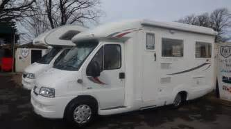 Sleeper Berth For Sale by Auto Sleeper Inca 2 Berth 2007 Used Motorhome For Sale