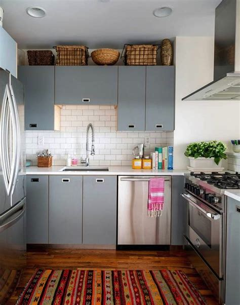 Great Ideas For Small Kitchens 20 Great Ideas For Creating More Space In A Small Kitchen