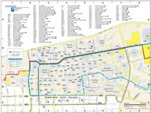 Penn State University Map by Printable Campus Maps Visitors Guides Penn State