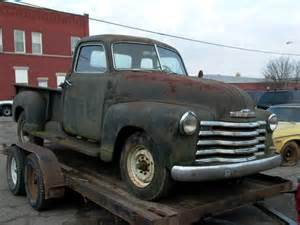 Buy Chevrolet Barn Find 1953 Chevrolet 3600 1ton Five Window For