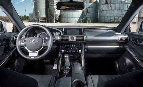 Is350 Interior by Car And Driver