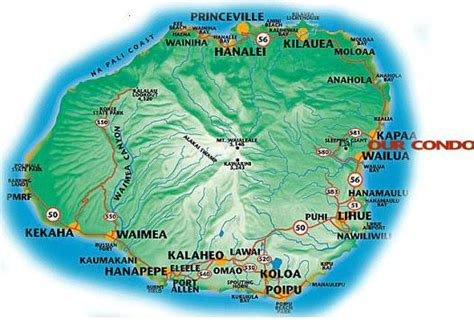 waipouli resort map site map of waipouli resort