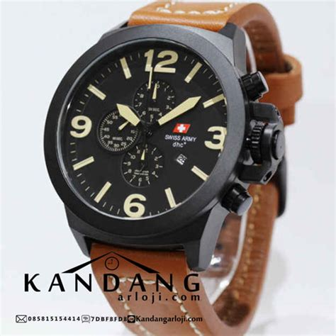 Jam Swiss Army Sa 7382 Black jam tangan swiss army sa 2106 black original murah jam