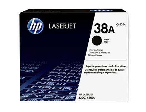 Heating Element 38a Q1338a For Use In Laserjet 42004 Murah hp 38a q1338a black original laserjet toner cartridge import it all