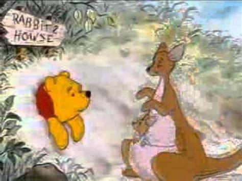 imagenes de winnie pooh en la luna las mini aventuras de winnie the pooh atrapado en casa de