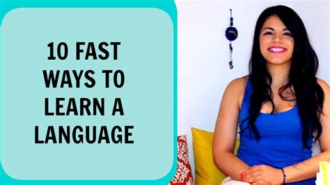 Learn A Language The Fast Way With Earworms by How To Learn A Language Fast