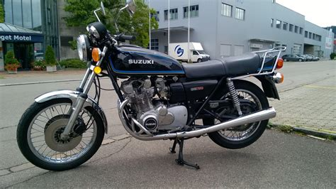 Motorrad Suzuki Kaufen by Motorrad Oldtimer Kaufen Suzuki Gs 750 Moto Und Oldtimer