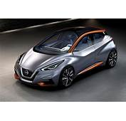 Nissan Sway Points Towards Fresh Micra