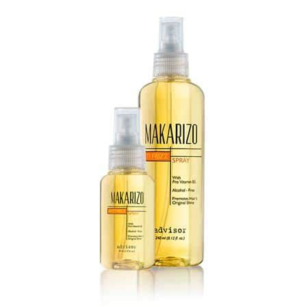 Harga Makarizo Advisor Spray 10 merk vitamin rambut spray yang bagus dan praktis