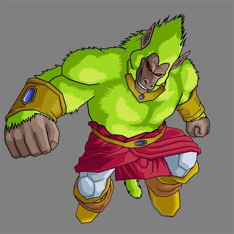 imagenes de goku mono im 225 genes son goku broly mono gigante super saiyajin