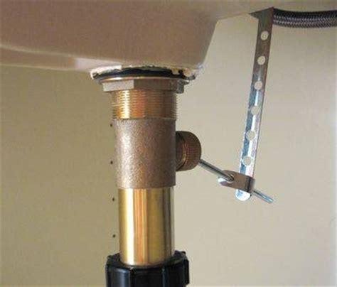 installing a bathroom sink drain installing a bathroom sink drain ehow