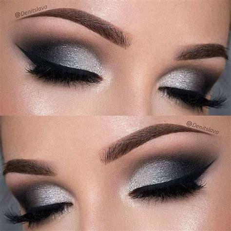 Eyeshadow Nonna smokey eye makeup ideas smokey eye makeup