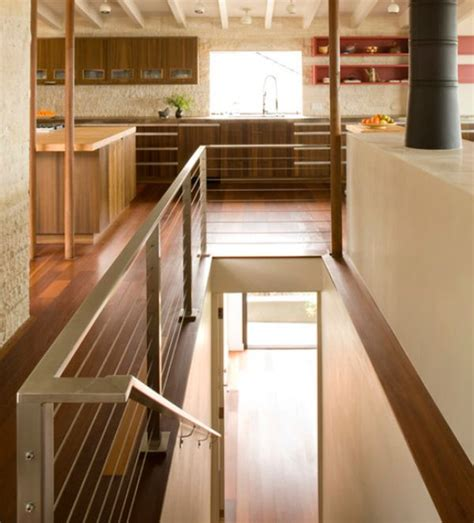 Metal Stair Rails And Banisters Modern Handrail Designs That Make The Staircase Stand Out