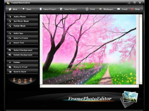 Photography Editor by The Gallery For Gt Photo Frames Software Free