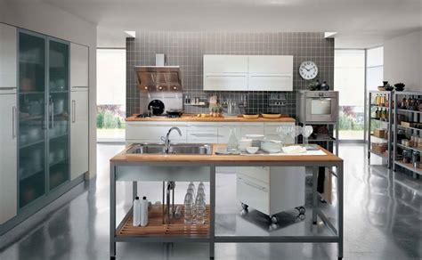 cucine acciaio e legno foto cucina acciaio e legno di marilisa dones 355892