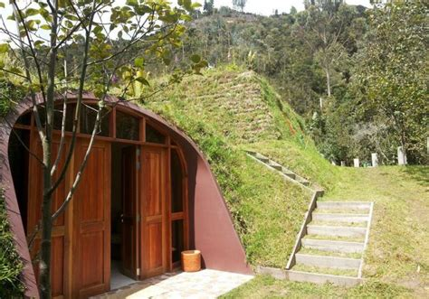 green magic home a prefabricated version of hobbit home