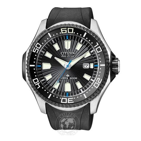citizen eco drive dive oceanictime citizen diver 300m eco drive