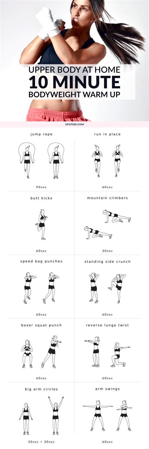 dynamic warm up exercises