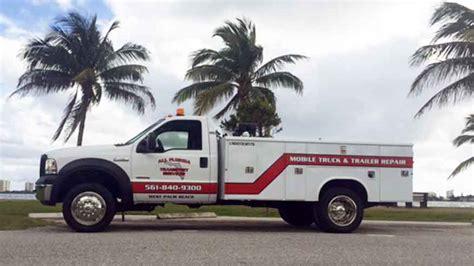 mobile truck repair palm beach  hr mobile mechanic