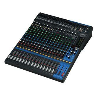 Mixer Yamaha 20 Xu mg20xu mg series xu model analog mixers mixers