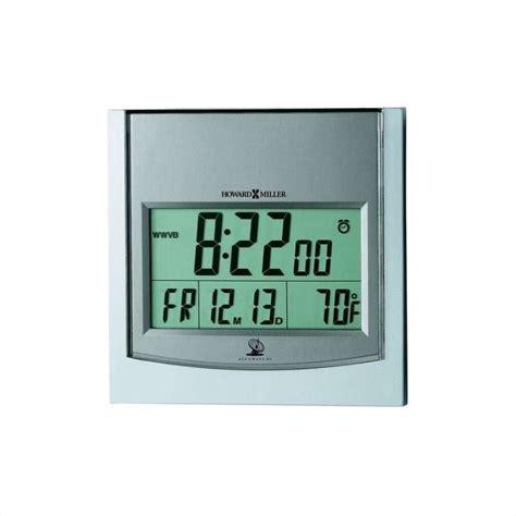 howard miller techtime i atomic alarm clock transitional wall 20867252350 ebay