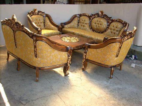 Kursi Sofa Ganesha Jambu Warna Kombinasi sofa tamu ganesha mewah