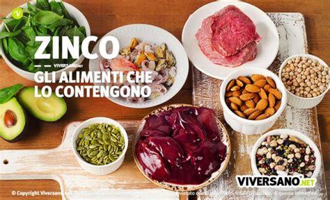 alimenti contengono zinco e selenio in alimenti si trova lo zinco 28 images alimentazione