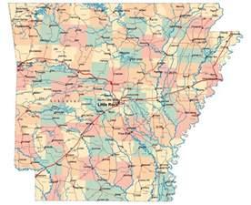 arkansas state in us map maps of arkansas state collection of detailed maps of arkansas state road map of arkansas