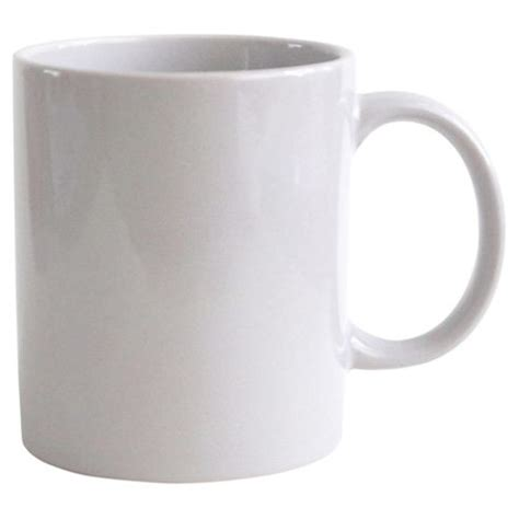 Top Coffee Mugs by Buy Tesco White Plain Stoneware Mug Single From Our Mugs