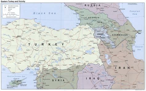middle east map turkey national documentation packages immigration and refugee