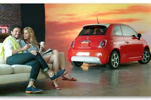 Fiat Bowl Commercial 2013 Find Your Soul Mate Fiat 500e At Environmentally W
