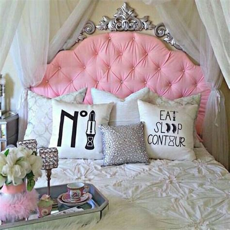 44 best images about girly bedrooms on pinterest red pink girly glam diva room bed homey pinterest