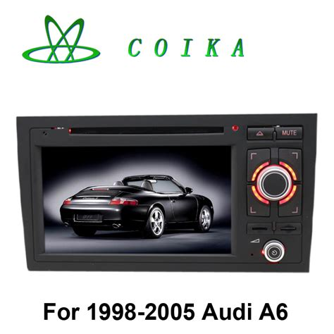 auto manual repair 2005 audi a6 navigation system 7 touch screen android 6 0 system auto radio dvd for audi a6 1998 2005 gps stereo bluetooth