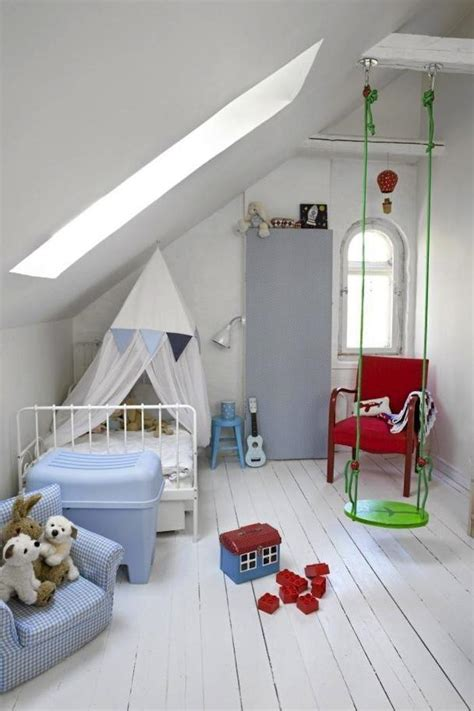 swing in kids room luxury interior swings jhula to give modern look