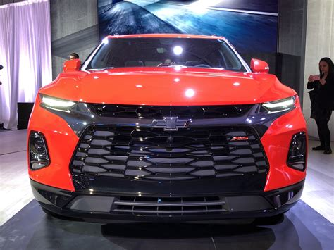 2019 Chevrolet Trailblazer by This Is The All New 2019 Chevy Blazer Gm Authority