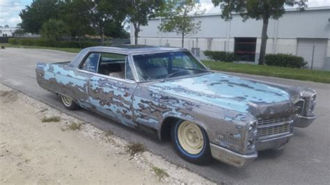 1966 Cadillac Coupe For Sale 1966 Cadillac Coupe Rat Rod For Sale Photos