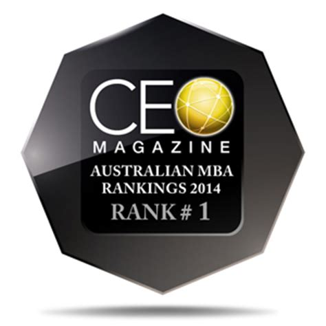 Mba Programs Australia Rankings by Vu S Mba Top In Australia