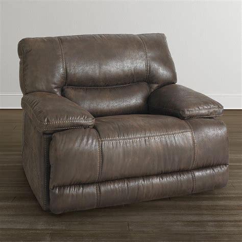 bassett leather recliner bassett 3779 9c paladin glider recliner discount furniture