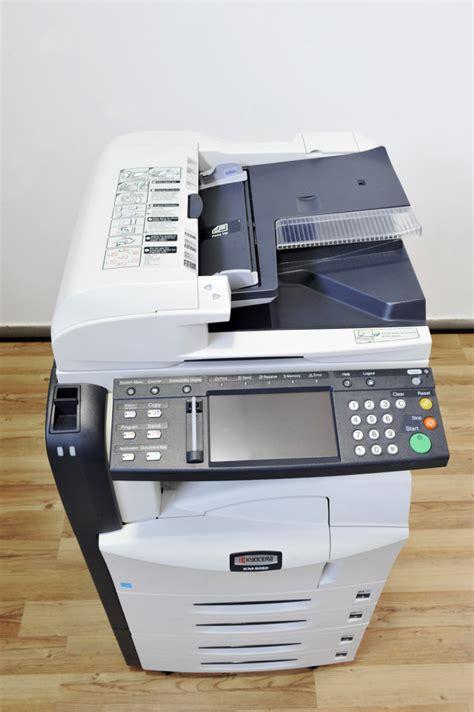 Mesin Fotocopy Kyocera Km 5050 release copier 187 km 4050 5050