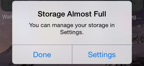 iphone photo storage what to do when your iphone or ipad runs out of space