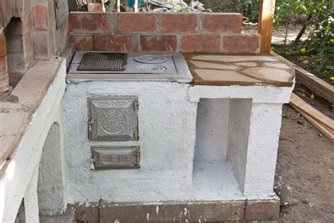 backyard stove how to build an outdoor stove howtospecialist how to build step by step diy plans