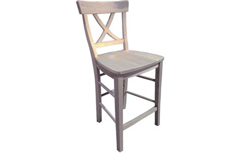 X Back Bar Stool by X Back Barstool X Back Counter Stool Kate