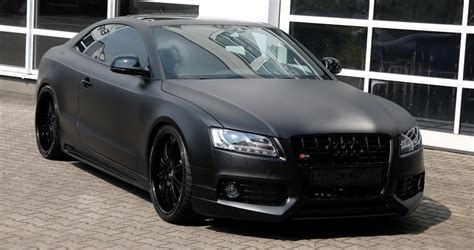 audi s5 matte black edition by passionwithoutlimits